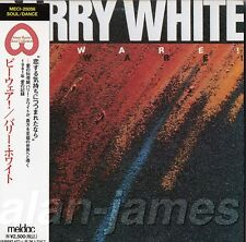 Barry White BEWARE 1981/1996 Unlimited Gold /Meldac JAPAN CD MLPS OSR OOP RARE