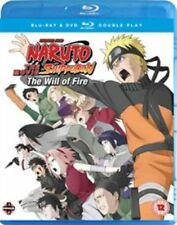 Naruto shippuden - Movie 3 - The Will Of Fire (Blu-ray and DVD Combo, 2013,...