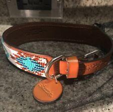 Handmade Beaded Dog Collar by Sambboho/Premium Jewelry for Dogs