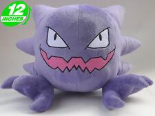 "12"" Pokemon Haunter Gōsuto Plush Anime Stuffed Doll Toy Game Christmas PNPL6095"