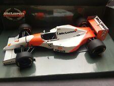 Minichamps - Mika Hakkinen - McLaren - MP4/8- Teamedition - 1:18 - 1993 - Rare