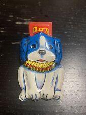 Vintage Original Puppy Dog Tin Noise Maker Clicker Made in Japan