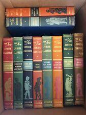The New Junior Classics De Luxe Edition - Complete Set 1-10 Collier 1949