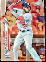 Randy Arozarena 2020 Topps Chrome Base Rookie RC #49 - StL Cardinals / TB Rays