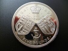 1997 PROOF £5 COIN (CROWN) HOUSED IN A NEW CAPSULE. 1997 PROOF FIVE POUNDS COIN.