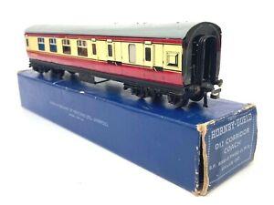 Hornby Dublo 3 Rail D12 Corridor Coach M26133 BR Brake 3rd (LMR) OO Gauge Boxed