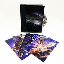 Tool Fear Inoculum - Expanded Book Edition CD Booklet 3d Lenticular Cards