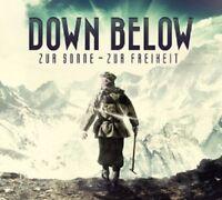 DOWN BELOW - ZUR SONNE-ZUR FREIHEIT (LIMITED EDITION)  2 CD POP / DARK WAVE NEU