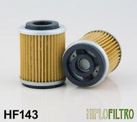 HiFlo HF143 - Yamaha SR 125 - 1980-2002  -   Motorcycle Oil Filter - SR125