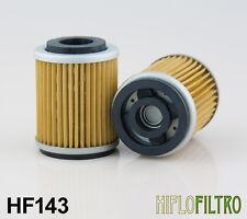 HIFLO HF143 - YAMAHA SR 125 - 1980-2002 - Filtre huile moto - SR125