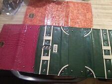 Lot of 3 Miche Classic purse shell - Ella, Amber (May 2011), and Green Belt Like