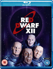 Red Dwarf XII Blu-Ray (2017) Chris Barrie cert 12 2 discs ***NEW*** Great Value