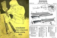 Winchester 1972 Component Parts Catalog