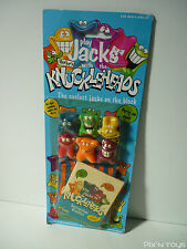"""Jouet """"Jojo's"""" Play Jacks with the Knuckleheads / Moose's 1997 [New]"""