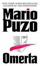 Omerta: By Puzo, Mario