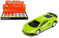 12 Pack of Lamborghini Aventador SV Coupe Die-cast Car 1:64 by RMZ City 3 inch