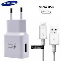 Original Samsung Cargador rápido Micro USB Cable Para Galaxy S6 S7 Edge Note 4 5