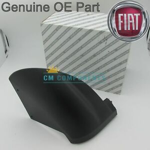 Fits Fiat 500X Left Lower Front Bumper Coner (2015-Onwards) 735617233