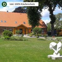 Plauer See 3 Tage Alt Schwerin Urlaub Hotel Altes Pfarrhaus Reise-Gutschein