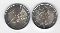 FRANCE - NEW ISSUE BIMETAL 2 EURO UNC COIN 2020 YEAR CHARLES DE GAULLE