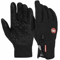 Touchscreen Winter Gloves Full Finger Thermal Warm Cycling Outdoor Bicycle Ski