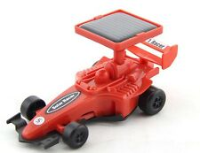 5020 Solar Red Buggy Race Car, Solar Educational Kit Diy Assembly for 8+