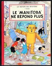 "EO Jo, Zette et Jocko 3 Le ""Manitoba"" ne répond plus - b9 (TBE/proche neuf)"