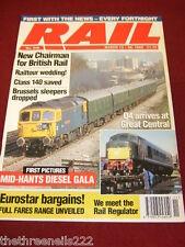 RAIL - MID-HANTS DIESEL GALA - MARCH 15 1995 #248