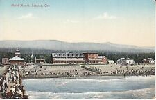 Hotel Moore, Seaside Oregon circa 1915? 5858
