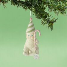 """Snowbaby """"BABY'S FIRST"""" Ornament ~ NEW ~ Darling ~ MIB"""