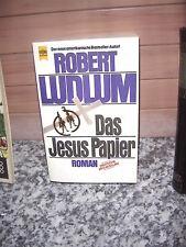 Das Jesus Papier, ein Roman von Robert Ludlum