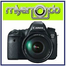 Canon EOS 6D Body with 24-105mm F4L Lens Kit