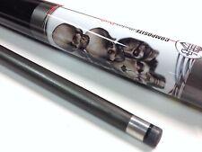 DEATH SKULL Graphite Pool Snooker Billiard Cue Warp Resistant With 9mm Cue Tip