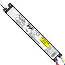 E2/75IS-120MC Howard Electronic Ballast Operates Single Pin T12 Light Bulb