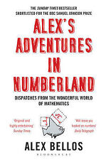Alex's Adventures in Numberland by Alex Bellos (Paperback, 2011)