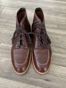 Men's Alden 403 Indy Boots | Size 12.5C Chromexcel Leather