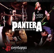 Pantera - Live At Dynamo Open Air 1998 [New CD]