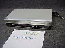 Philips DVD Player VHS Video Cassette Recorder Combo No Remote DVP3050V - LOC Z6