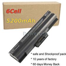 6 Cell Battery for Sony Vaio VGP-BPS13/Q VGP-BPS13A/Q VGP-BPS13B NO BIOS CD BEST
