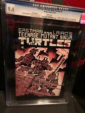 Mirage Teenage Mutant Ninja Turtles #1 Third Printing CGC 9.4 WP