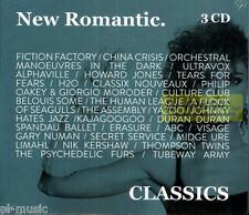 = NEW ROMANTIC - CLASSICS  /  POLISH EDITON // 3 CD digipack sealed from Poland