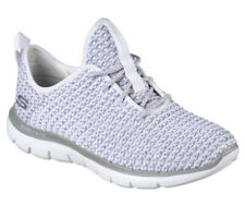 Tenis New Skechers Mujeres Flex Appeal 2.0 Bold mover Blanco