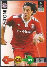 PANINI UEFA CHAMPIONS LEAGUE 2009-10 TRADING CARD-BAYERN MUNICH-LUCA TONI