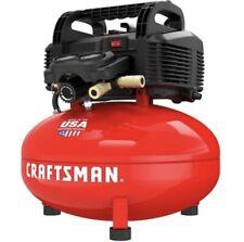 Craftsman Air Compressor Cmec6150K, Pancake, 6 gallon Oil-Free 13 Piece Kit New