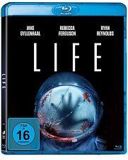 LIFE [Blu-ray](2017)(NEU/OVP) Ryan Reynolds, Rebecca Ferguson, Jake Gyllenhaal