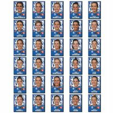 2020 AFLW NTH MELBOURNE COLLECTORS SET OF 30 MAGNETS
