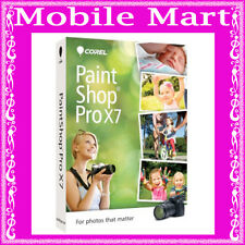 Corel◉PaintShop Pro X7◉Paint Shop◉Complete Photo Image Editing◉Editor◉Design◉Oz◉