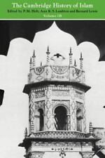 Cambridge History of Islam. Vol 2B: Islamic society and civilization.-ExLibrary