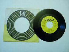 PROMO JOHN ENTWISTLE I WONDER MONO/STEREO 45 DECCA 1972 THE WHO W/LABEL SLEEVE