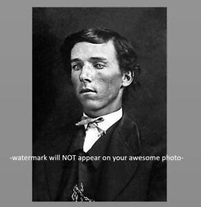 1877 Billy the Kid PHOTO William Bonney REGULATORS Gang Lincoln County War